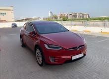 Tesla - Model X - 100 D - 2017 - GCC specifications