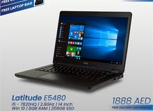 Dell Latitude E5480 – Core i5 – 7th Gen  – [FIXED PRICE]