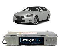 هايبرد مجددة LS600h و GS450h بطارية لكزس