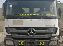 (Mercedes Truck 6X4 3340 Model 2011 (VCC