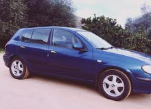 Manual Blue Nissan 2005 for sale