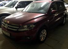 For sale 2013 Brown Tiguan