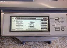 الة تصوير وطابعه في ان واحد موديل sharp mx -m450u في حاله الجديد جميع الاحبار متوفره بالاسواق