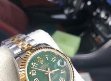 ساعة رولكس تجارية من الدرجه الاولى للبيع جديده (نسائيه)