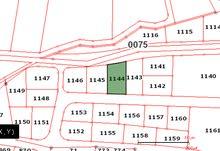 ارض للبيع شارع مستشفى النديم (على شارعين)