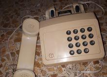 تلفون انتيكا صنع 1987 من شركه BT