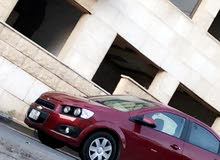 Gasoline Fuel/Power   Chevrolet Sonic 2013