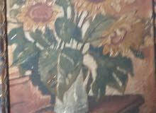لوحه فنيه للفنان الهولندي فإن جوخ
