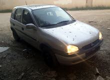 Manual Opel 2000 for sale - Used - Tripoli city