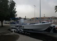 قارب ديرازي 27قدم