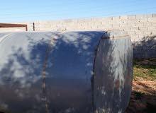 خزان مياه سعة 12000 لتر جديد