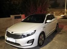 Kia Optima car for sale 2016 in Amman city