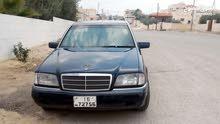 مرسيــــــــدس c200 مـــــوديل 1995