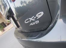 مازدا CX9 شكل 2016 اعلى مواصفات 7 مقاعد وكاله