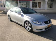 Used condition Lexus GS 2007 with 190,000 - 199,999 km mileage