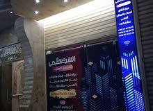3 محلات للبيع شارع النبوي والمهندس جنب مصنع الانابيب