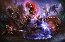 اشحن RP للعبة لول - League of legends