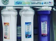 أجهزة تنقية المياه(فلاتر مياه الشرب)
