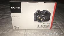 كاميرا سوني 300h جديدة