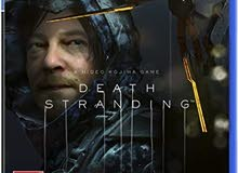 PS4 Death stranding Game - New