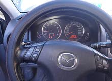 Mazda 323 car for sale 2003 in Yafran city