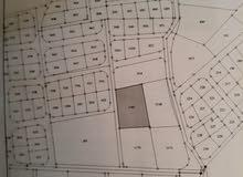 قطعة أرض سكن باء للبيع أم رمانة