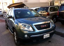 Turquoise GMC Acadia 2009 for sale