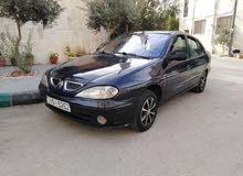 Renault Megane 2000 For sale - Blue color