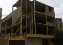 فيلا للبيع في #الليتي شارع الحجاز خلف كوبري الحجاز أربع طوابق