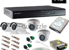 CCTV System With Installation on Special Ramadan Discount