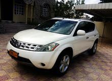 Available for sale! 1 - 9,999 km mileage Nissan Murano 2008