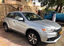 km Mitsubishi ASX 2017 for sale