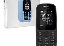 Nokia 105 للبيع بحالة ممتازة