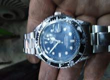 ساعة رولكس بطارية للبيع. عمان القويسمة. او الياسمين
