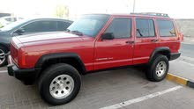 For sale 1999 Red Cherokee