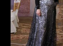 فستان سهرة بيع ف إسكندرية او المنوفية السادات
