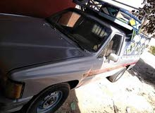Manual Silver Toyota 1987 for sale