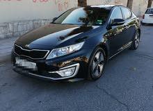 Kia Optima 2013 For Rent - Black color