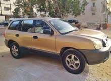 Hyundai Santa Fe 2001 in Excellent and clean condition for sale. (negotiable price)