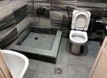 للايجار استيديو ومطبخ وحمام نظامي بالشامخه خلف نادي بني ياس