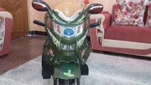 دراجة اطفال شحن كهرباء