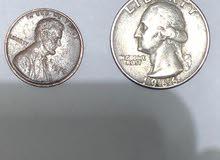 دولار أمريكي قديم  1966/1974