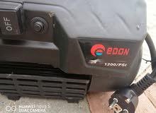 مكينة رش السيارات إيدنو قويه وعمليه جدآ لغسيل السيارات والسجاد واعمال المنزل