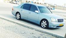 Lexus LS 2002 For sale - Blue color