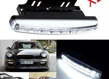 ليتات زنن مناسبة لجميع انواع سيارات. DRL led lights