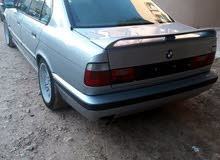 Used condition BMW 525 1995 with +200,000 km mileage