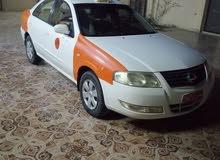 Nissan Sunny car for sale 2007 in Al Sharqiya city