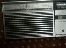 راديو بطاريات قديم