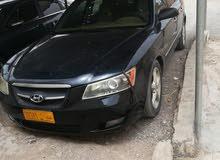 For sale 2008 Blue Sonata