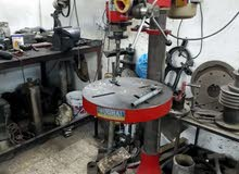 Lathe machine & all related tools
